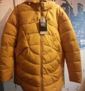 Зимняя куртка парка ICEbear ( НОВАЯ)