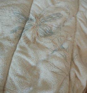 Плед на кровать