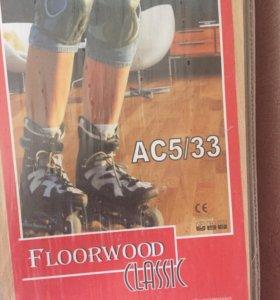 Ламинат floorwood classic