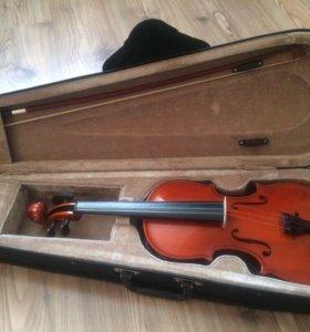 Скрипка 1/2 для начинающих