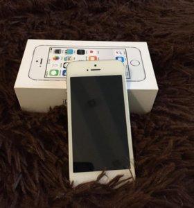 iPhone 5 s 16 Gb в отличном состоянии