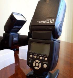 yongnuo Speedlite YN-560III