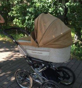 Коляска Stroller b&e Maxima classic