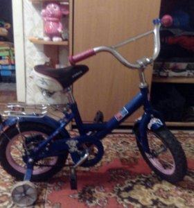 Продам велосипед б.У.звонить можно до 22.30ч