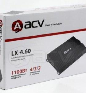Усилители ACV