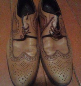 Туфли кожа 40 размер