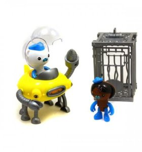 Октонавты Подводная лодка - Набор игрушек