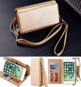 Продам кошелёк-чехол на айфон 6 s и 6