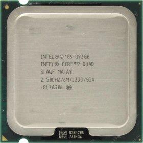 Процессор Intel Core 2 Quad Q9300 2500Ghz