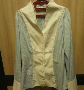 Рубашка блузка Nara camicie