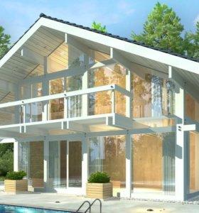 Строительство дома и бани доверьте нам!