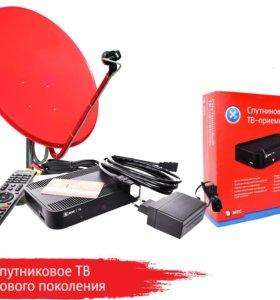 Комплект Спутникового Мтс Full HD