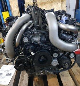 Ремонт двигателей Mercedes - Benz 157, 271, 272.