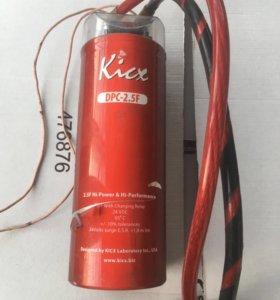 Накопитель Kicx 2.5F