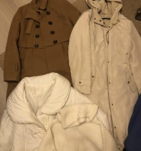Зимняя одежда пакетом