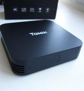 Андроид тв-приставка Tanix TX8 Max (3/32Gb)