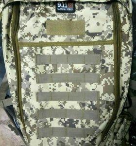 Рюкзак 9.11 под металлоискатель