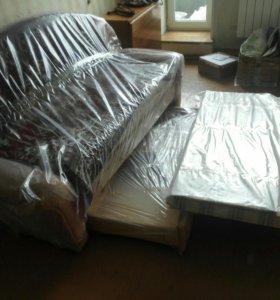 Раскладной диван в идеальном состоянии
