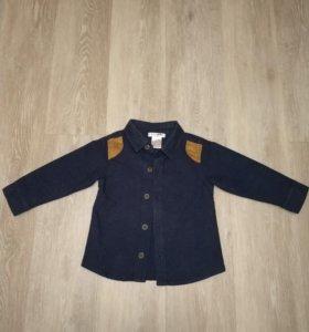 Рубашка р.80-86
