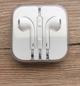 Наушники EarPods с разъемом 3,5 мм