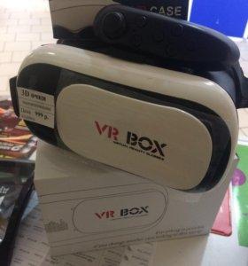 VR BOX очки 3D