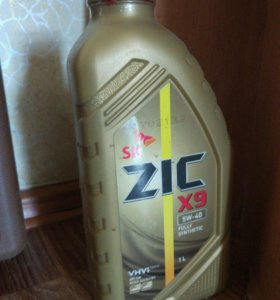 Моторное масло ZIC X9 5W-40 1L