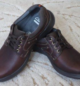 Туфли «Clarks» новые 41р