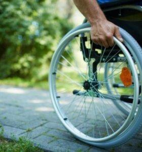 Ремонт инвалидных колясок, каталок, самокатов