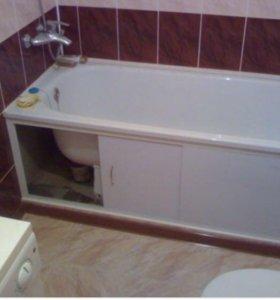 Экран на ванную, 170 см
