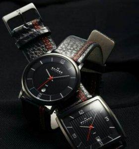 часы Skagen (обмен) скидка 60%