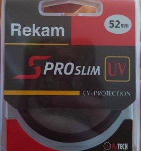 Светофильтр Rekam Polaroid 52mm