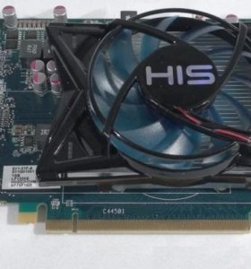 Видеокарта HIS AMD Radeon HD 7770