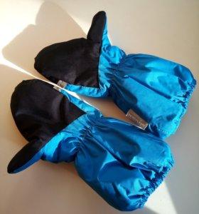 Варежки рукавицы Керри