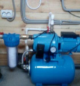 Отопление, водоснобжение
