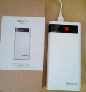 Power bank romoss 20000mah