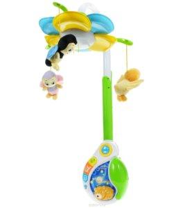 Музыкальный мобиль Baby Clementoni