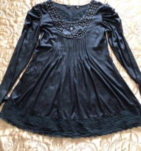 Платье-туника для беременных 44-46