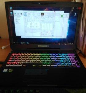 Игровой монстр CyberpowerPC с GTX 1070 8 ГБ