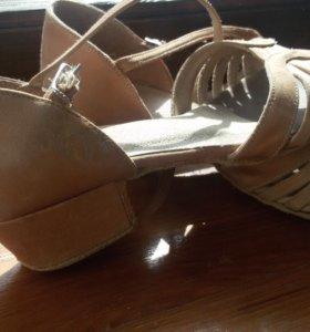 Туфли для бальных танцев. Возможен торг