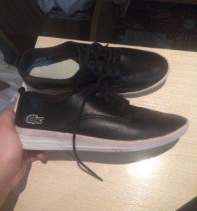 Кеды 👟-туфли лакоста