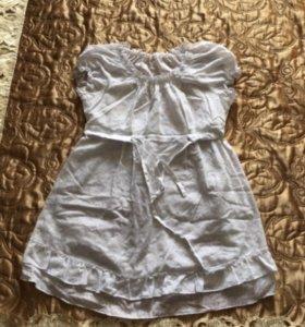 Рубашка для беременных 44