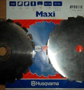 диски для мотокосы