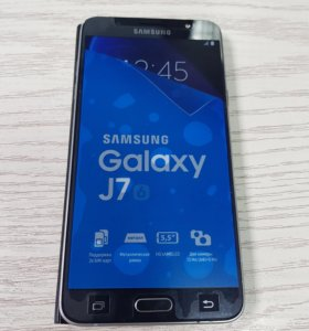 Смартфон Samsung j7(2016)