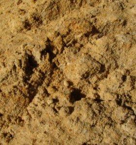Песок строительный
