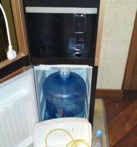 Санитарная обработка кулера для воды