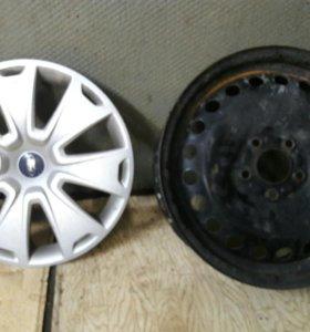 Продаю диски 16 диаметра от Форд Фокуса