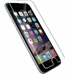 Бронестекло на айфон 5,5s,6,6s,6+