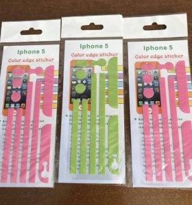 Наклейки на iPhone 5/5s/5c