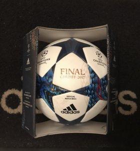 Футбольный мяч Adidas Лиги чемпионов Кардифф 2017