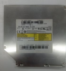 DVD-RW Toshiba-Samsung TS-L633, 12,5 mm